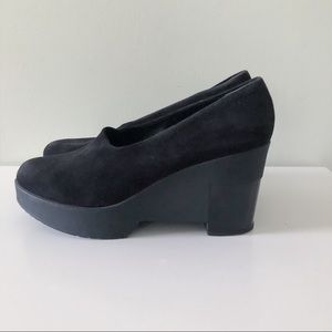 Robert Clergerie platform shoes size 10